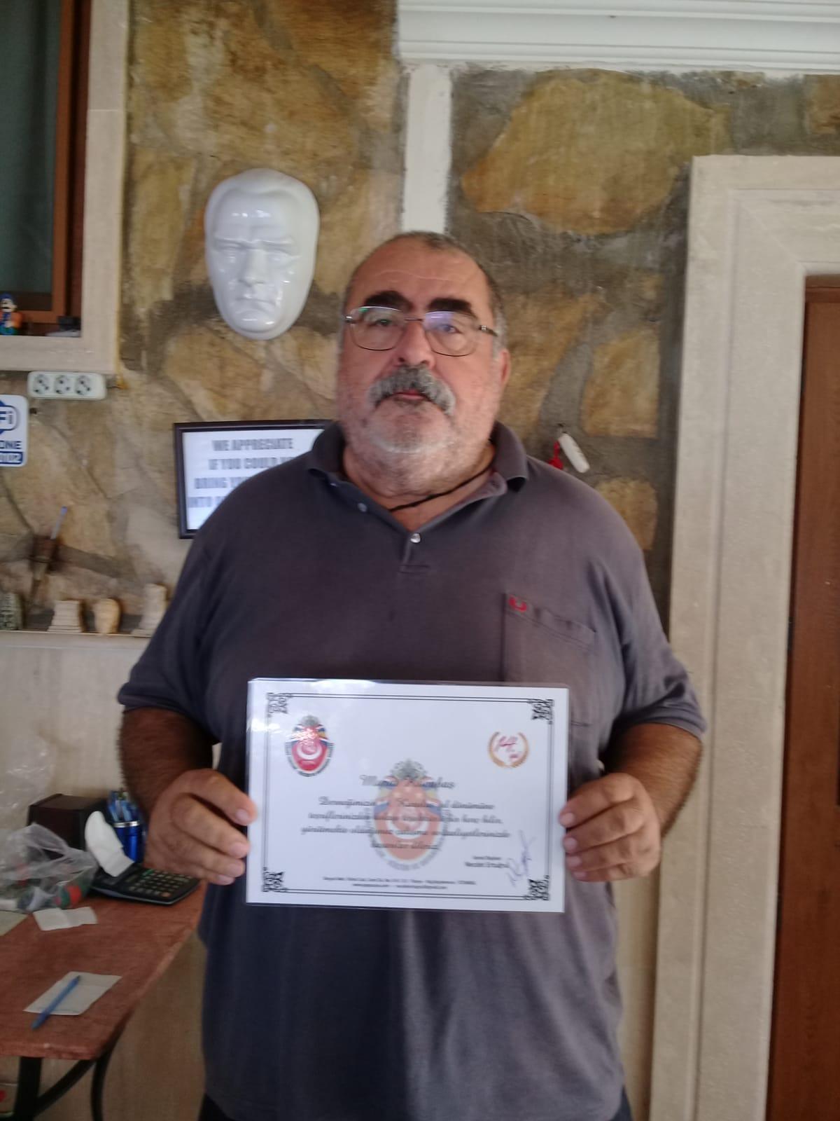 Emekli İstanbul Vali Yardımcısı Murat KOCABAŞ